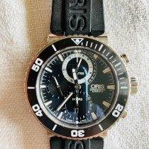 Oris Carlos Coste Limited Edition Titanium Black