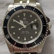 Tudor Submariner Steel 34mm Black No numerals United States of America, Massachusetts, Cambridge