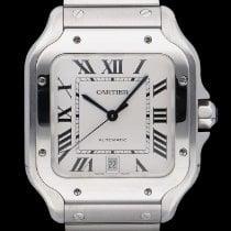 Cartier Acier 39.8mm Remontage automatique WSSA0009 occasion