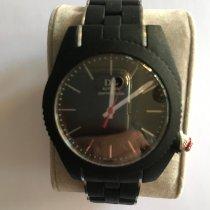 Dior Chiffre Rouge Steel 39mm Black No numerals