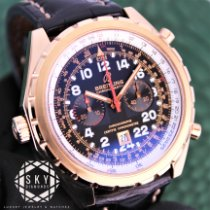Breitling Rose gold Automatic H22360 pre-owned United States of America, New York, New York