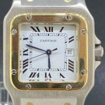 Cartier Santos Galbée 2961 1988 gebraucht