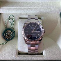 Rolex Datejust II Steel 41mm Black No numerals United States of America, Maryland, East New Market