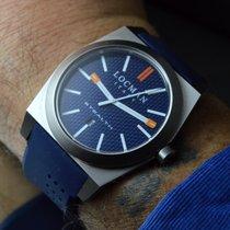 Locman Stealth Titanium 43mm Blue No numerals