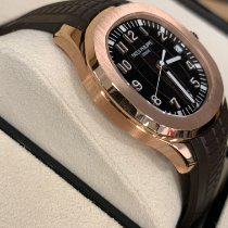 Patek Philippe Aquanaut Rose gold 40mm Brown Arabic numerals United States of America, New Jersey, Totowa