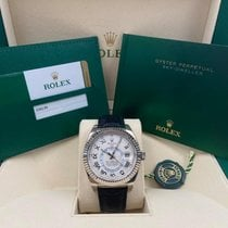 Rolex Sky-Dweller White gold 42mm White Arabic numerals United States of America, New York, New York