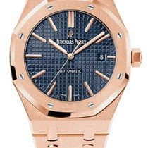 Audemars Piguet Royal Oak Selfwinding 15400OR.OO.1220OR.03 Неношеные Pозовое золото 41mm Автоподзавод