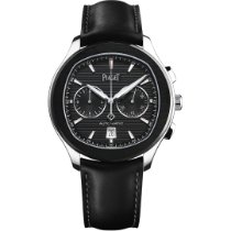 Piaget Polo S Steel 42mm Black No numerals