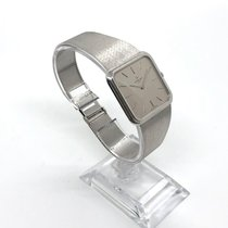 Sarcar White gold 30mm Manual winding new