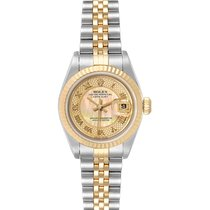 Rolex Lady-Datejust Gold/Steel 26mm Mother of pearl Roman numerals United States of America, Georgia, Atlanta