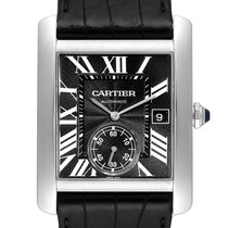 Cartier Tank MC Steel 34.3mm Black Roman numerals United States of America, Georgia, Atlanta