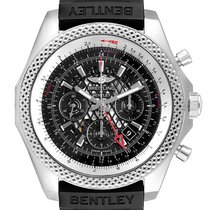 Breitling Bentley B04 GMT Steel 49mm Black United States of America, Georgia, Atlanta