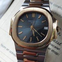 Patek Philippe Nautilus 3800/1 Nautilus B&P Gübelin Full Set Sofort 1995 gebraucht