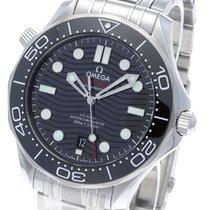 Omega 210.30.42.20.01.001 Acier 2020 Seamaster Diver 300 M 42mm nouveau