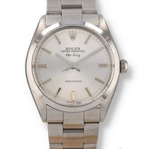 Rolex Air King Precision Steel 40mm Silver United States of America, New Hampshire, Nashua