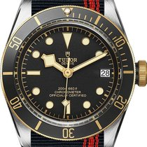 Tudor Black Bay S&G Steel 41mm Black United States of America, California, Moorpark