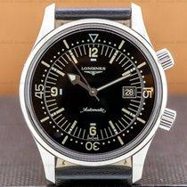 Longines Legend Diver Acier 42mm Noir