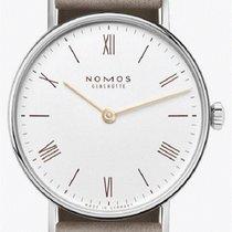 NOMOS Ludwig 33 Steel 32,8mm White Roman numerals