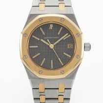 Audemars Piguet Gold/Steel 1986 Royal Oak 36.5mm pre-owned