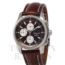 Breitling Bentley Mark VI Acier 42mm Brun