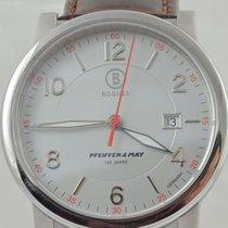 Bogner Time Staal 39mm Automatisch tweedehands