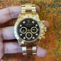 Rolex Yellow gold 40mm Automatic 16528 pre-owned Singapore, Singapore