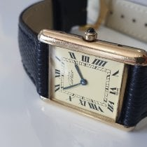 Cartier Tank (submodel) 681006 pre-owned