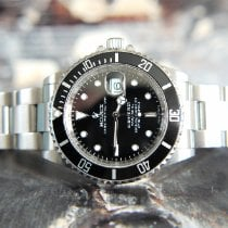 Rolex 16610 Steel 2009 Submariner Date 40mm pre-owned United Kingdom, Whitby- North Yorkshire