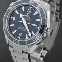 Omega Seamaster Planet Ocean 232.90.42.21.03.001 2015 pre-owned