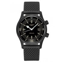 Longines Remontage automatique Noir 42mm occasion Legend Diver