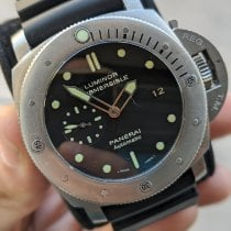 Panerai PAM 00305 Tytan Luminor Submersible 1950 3 Days Automatic używany