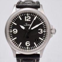 Sinn 656 / 657 Steel 38,5mm Black Arabic numerals
