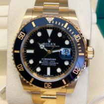 Rolex Submariner Date 116618LN 2020 новые
