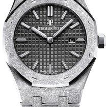 Audemars Piguet Royal Oak Lady White gold 33mm Black United States of America, Florida, Sunny Isles Beach
