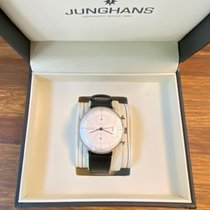Junghans Steel 40mm Automatic 027/4600.04 pre-owned United States of America, California, Stockton