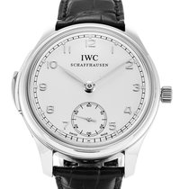 IWC Portugieser Minute Repeater Platin 44mm