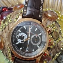 Jaeger-LeCoultre Master Compressor Chronograph Rose gold 41.5mm Brown United States of America, Florida, Miami