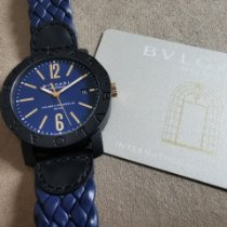 Bulgari BB40CL Carbono 2017 Bulgari 40mm usados