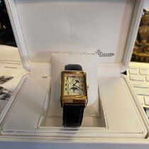 Jaeger-LeCoultre Reverso (submodel) Rose gold White United States of America, New York, staten island