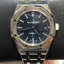 Audemars Piguet 15450ST.OO.1256ST.03 Steel 2019 Royal Oak Selfwinding 37mm new United States of America, New York, Manhattan