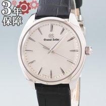 Seiko Grand Seiko Ocel 38mm Stříbrná