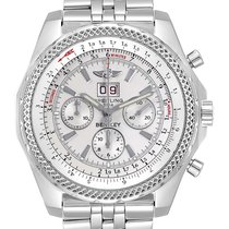 Breitling Bentley 6.75 Acero 48.7mm Plata