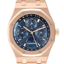 Audemars Piguet Royal Oak Perpetual Calendar 26574OR.OO.1220OR.02 2017 pre-owned