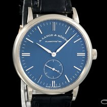 A. Lange & Söhne Saxonia 219.028 Unworn White gold 35mm Manual winding