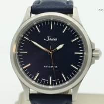 Sinn 556 Steel 38.5mm Blue No numerals United States of America, Nevada, Las Vegas