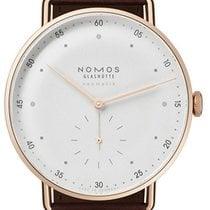 NOMOS Metro Neomatik Rose gold 38,5mm White
