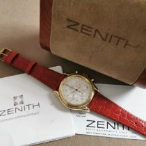 Zenith El Primero Chronograph 06-0210-400 pre-owned