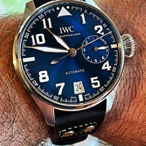 IWC Big Pilot IW500908 2015 pre-owned