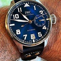 IWC Big Pilot 46mm Hrvatska, Sveta nedelja