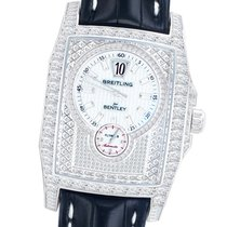 Breitling Bentley Flying B White gold 40mm White No numerals United States of America, Florida, Surfside